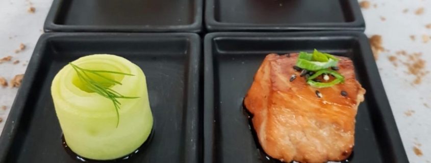 koolhydraatarm recept met zalm kusterug