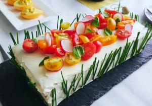 paasrecepten sandwich cake