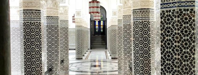 marrakech met tieners la mamounia hotel