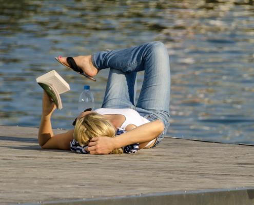welke boeken neem jij mee op vakantie